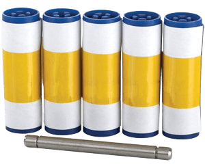 Cleaning rolls for Magicard 3633-0054