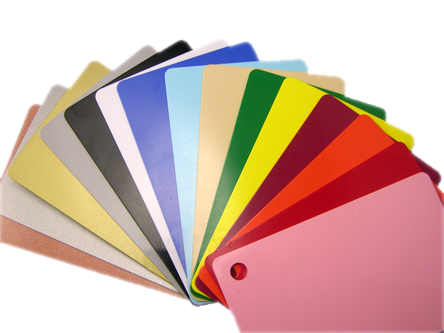 Color Plastic PVC Cards