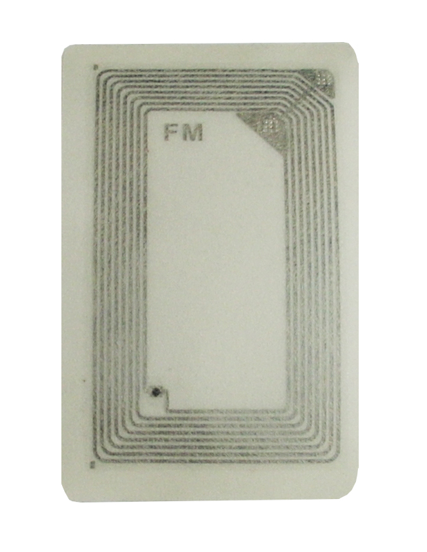 NFC adhesive RFID label-card  13,56 MHz Fudan F08 Compatible