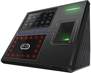 Multi-biometric identification terminal Face 402