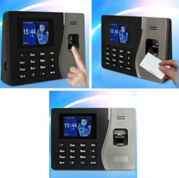 Fingerprint terminal with RFID - K41