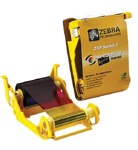 Color Ribbon Load-N-Go for ZXP Series 3