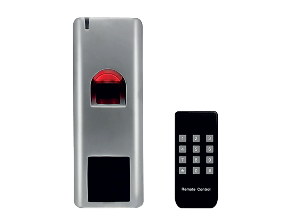 IP66 Waterproof Fingerprint & RFID Access Control STR1-Bio