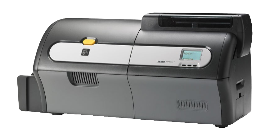 Card printer Zebra ZC300 series 7